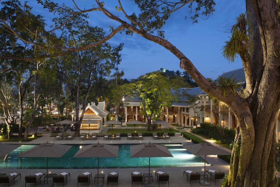 Au Avani + Resort deLuang Prabang (Laos).