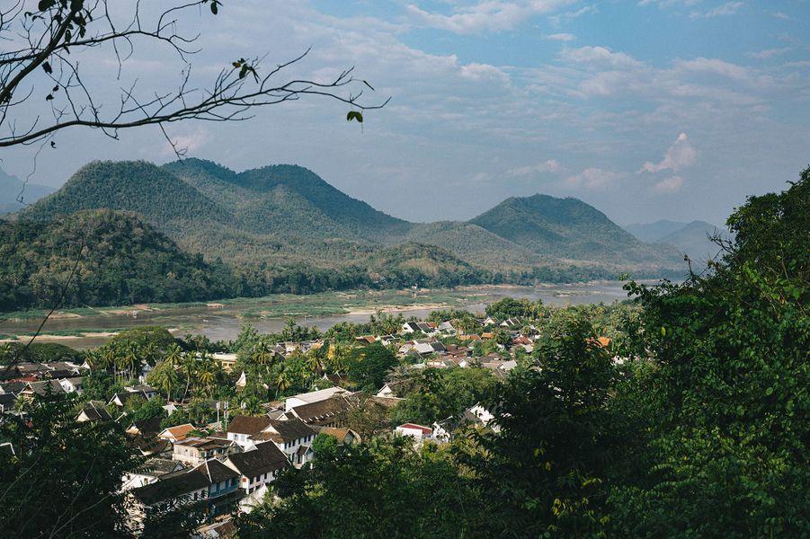 Le Mekong.