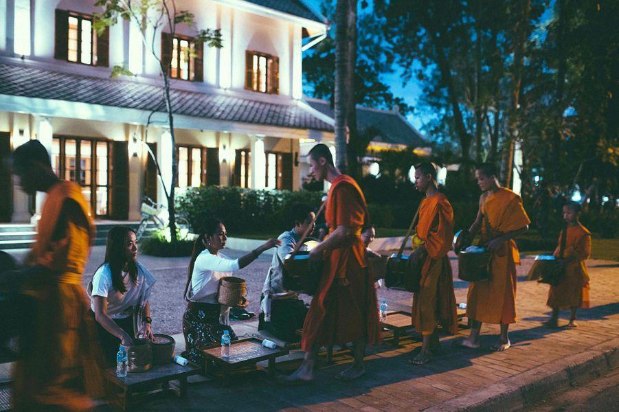 Luang Prabang (Laos).