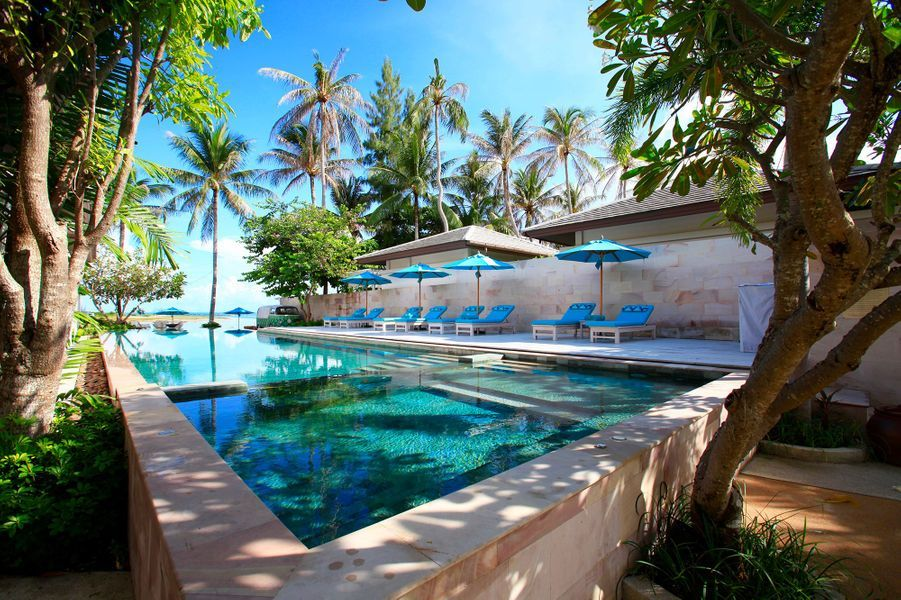 Au Avani + Resort de Koh Samui (Thaïlande).