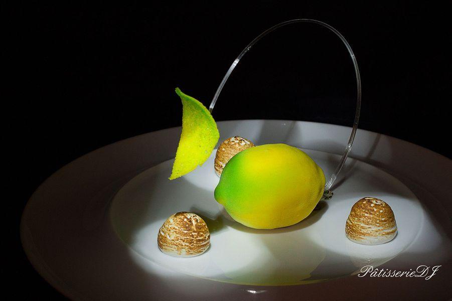 Citron de pays.