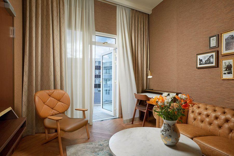 L'hôtel Reykjavik Konsulat, Curio Collection by Hilton.