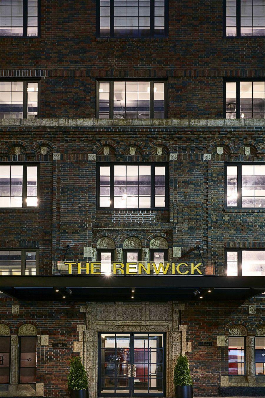 L'hôtel The Renwick New York City, Curio Collection by Hilton.