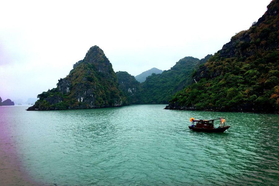 Photo prise à Halong.