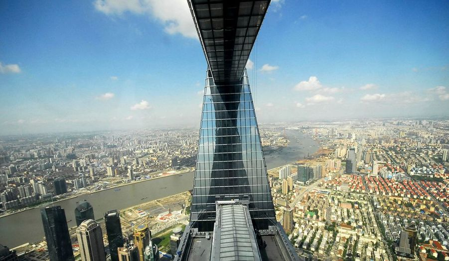 492 mètres et 101 étages pour le plus haut building de la ville chinoise.