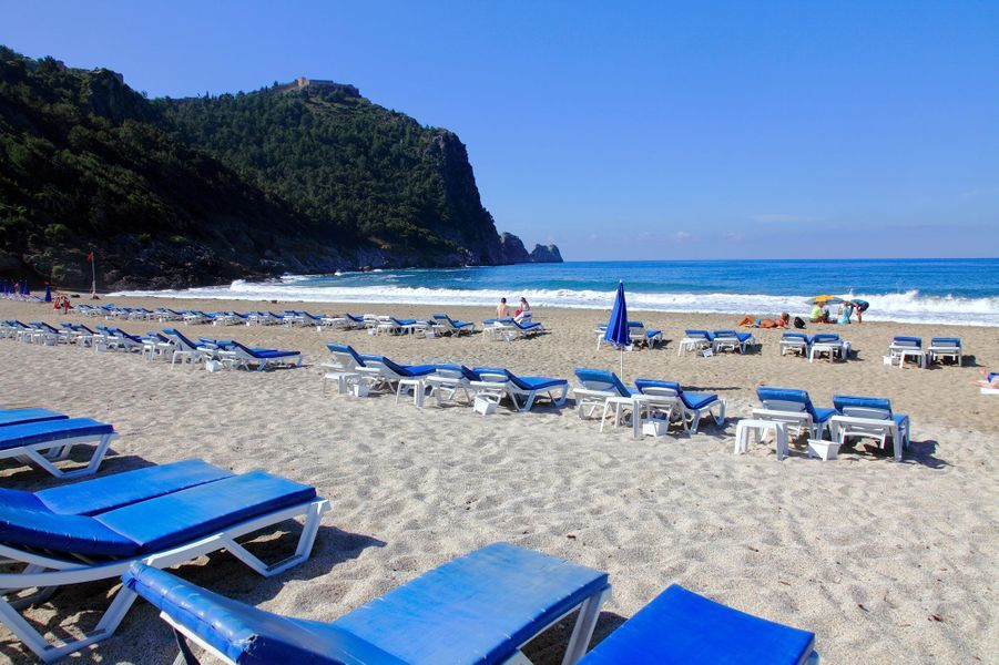 N°14: Kleopatra Beach, Alanya (Turquie)