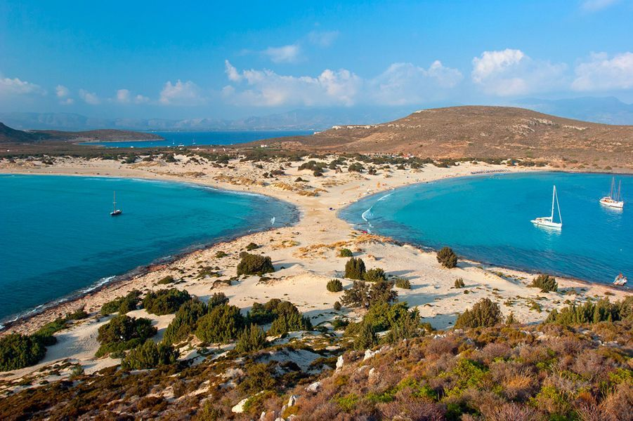 N°16: Simos Beach, Elafonisos (Grèce)