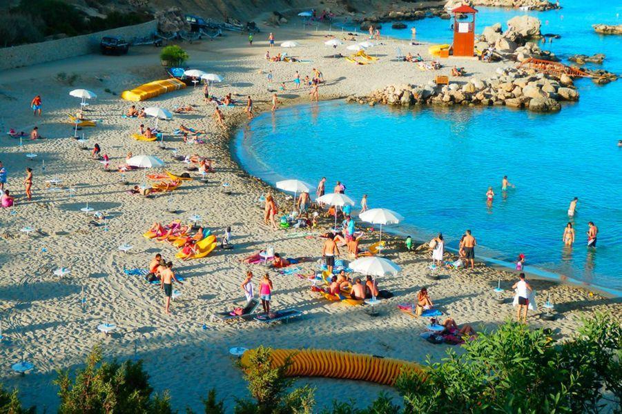 N°20: Konnos Bay, Ayia Napa (Chypre)