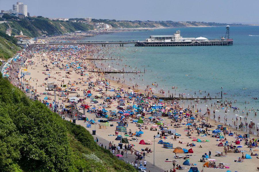 N°6: Bournemouth Beach, Bournemouth (Royaume-Uni)