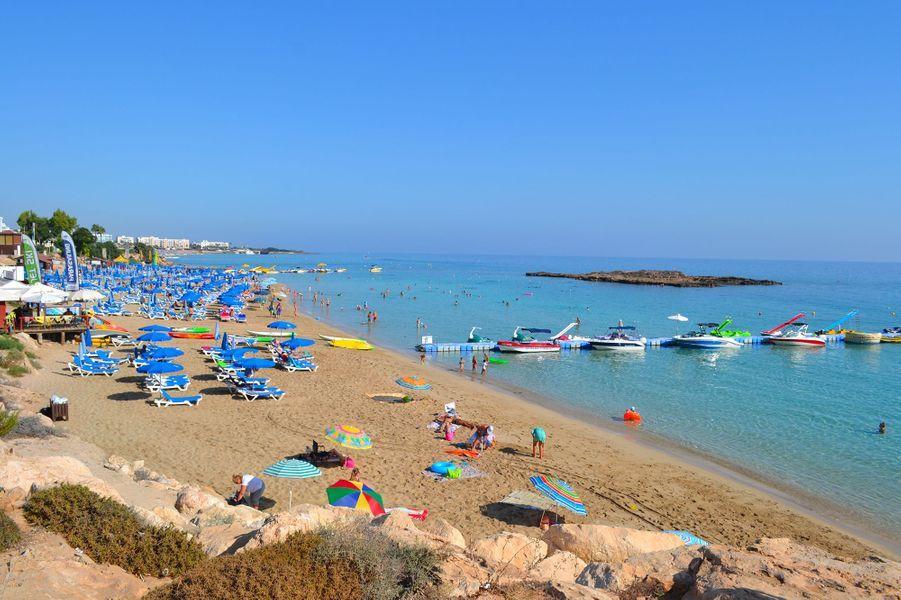 N°8: Fig Tree Bay, Protaras (Chypre)