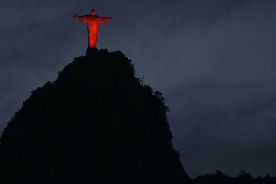 Le Christ rédempteur, Rio-de-Janeiro (Brésil)
