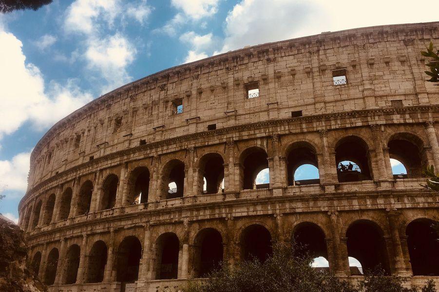 Le Colisée, Rome (Italie)