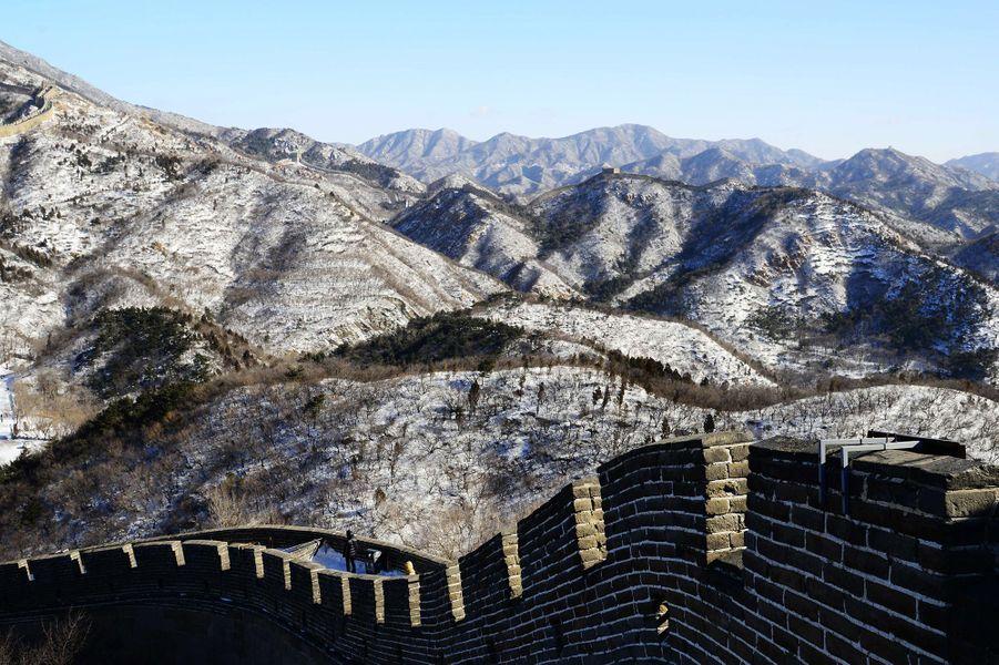 La Grande Muraille de Chine, Pékin (Chine)