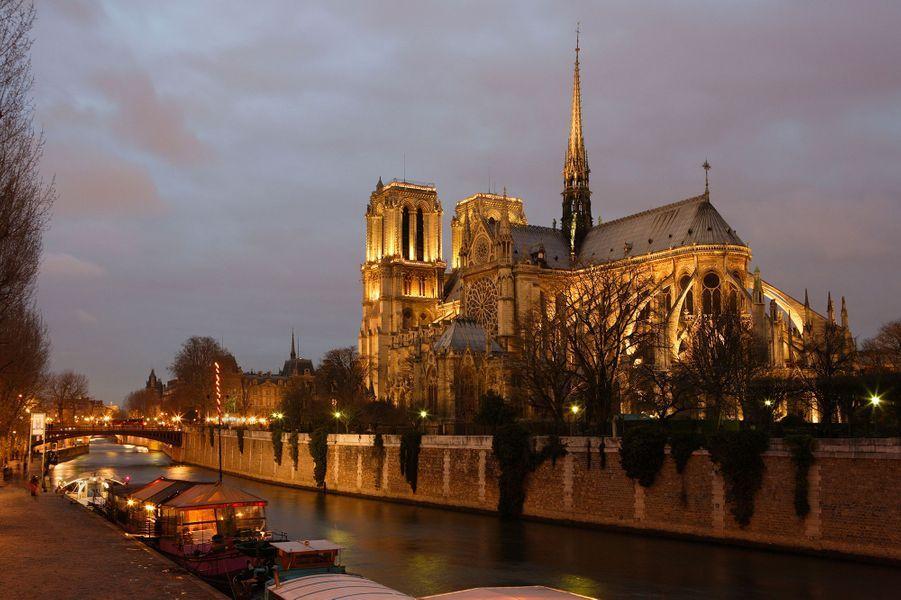 N°7 : Paris (France).