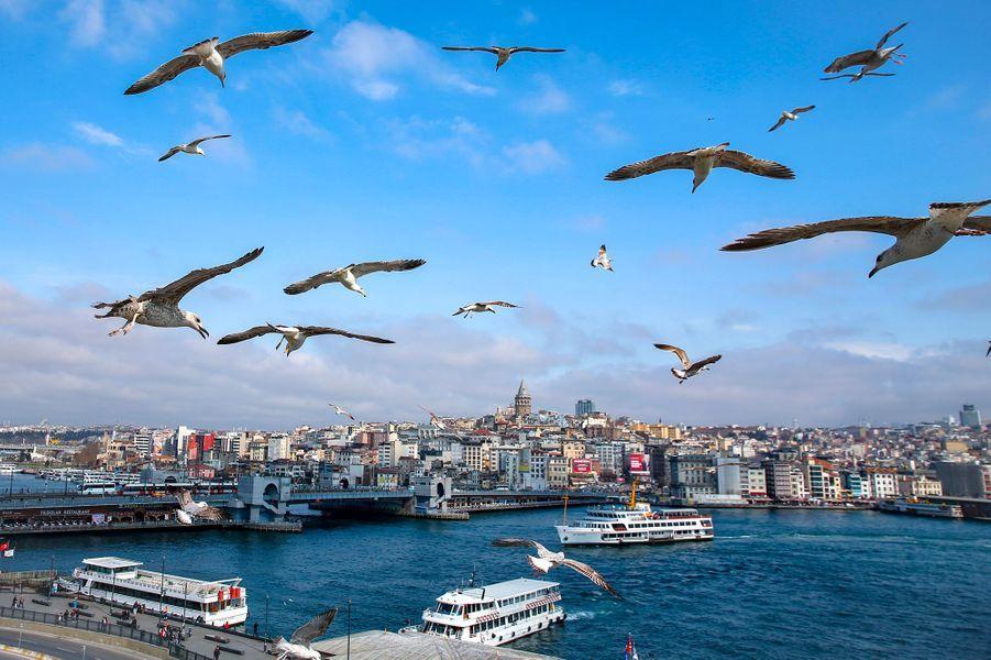 N°8 : Istanbul (Turquie).