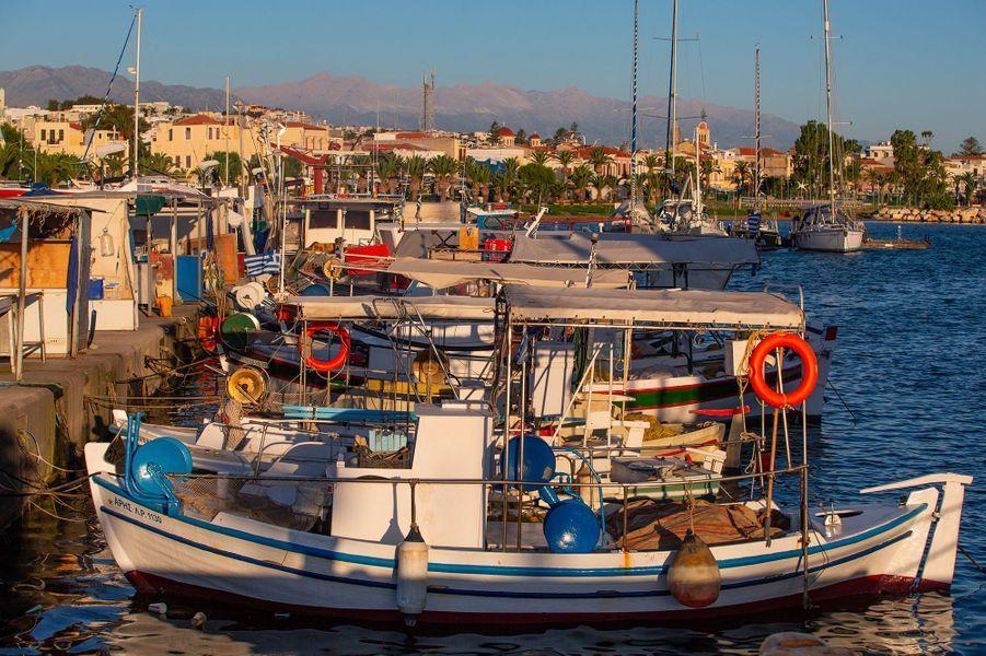 N°4 : Crète (Grèce).