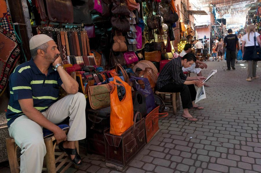 N°9 : Marrakech (Maroc).