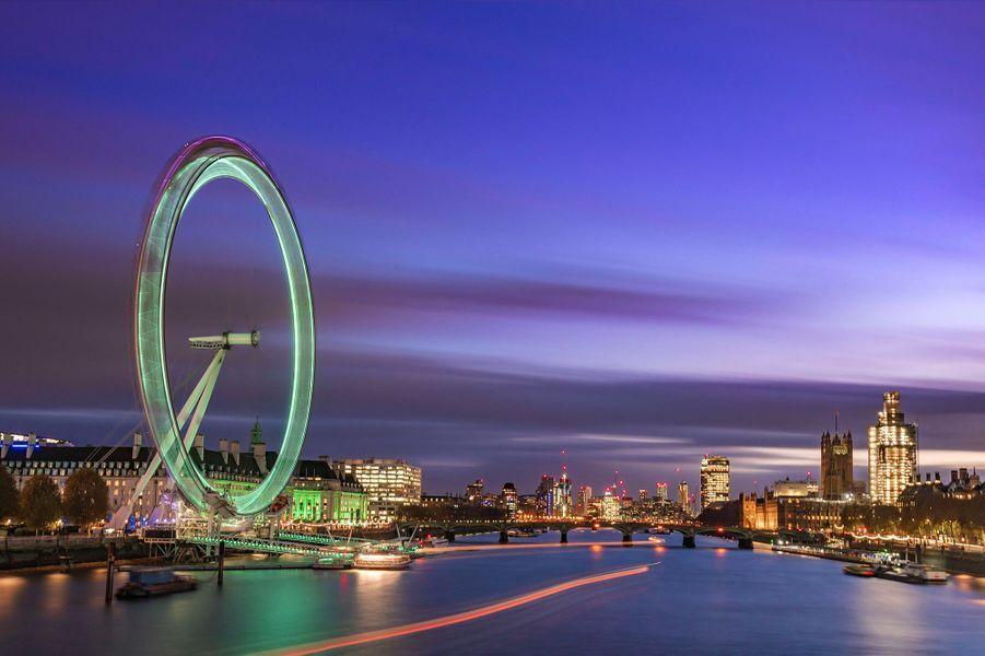 N°1 : Londres (UK).