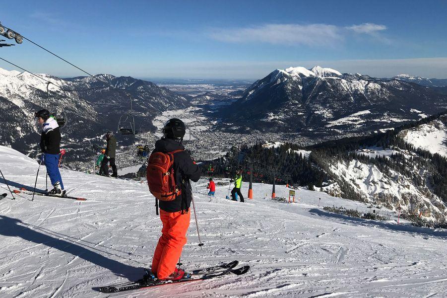 7.Garmisch-Partenkirchen (Massifdu Wetterstein,Allemagne)