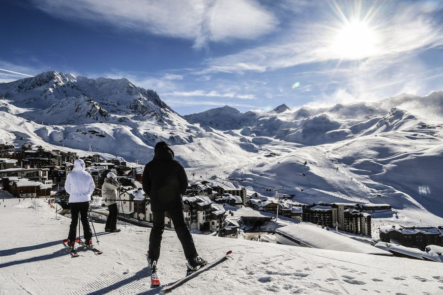1. Val Thorens (Alpes, France)