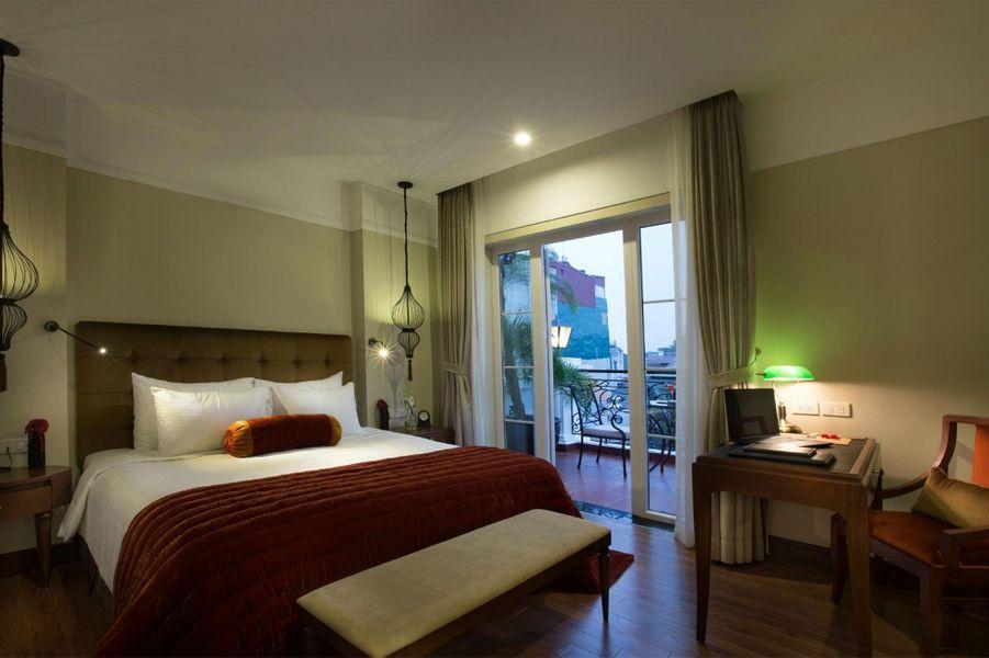 10.Hanoi La Siesta Hotel & Spa, Hanoï (Vietnam)
