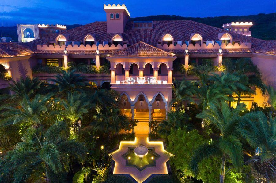 4. Kenting Amanda Hotel, Hengchun Township (Taïwan)