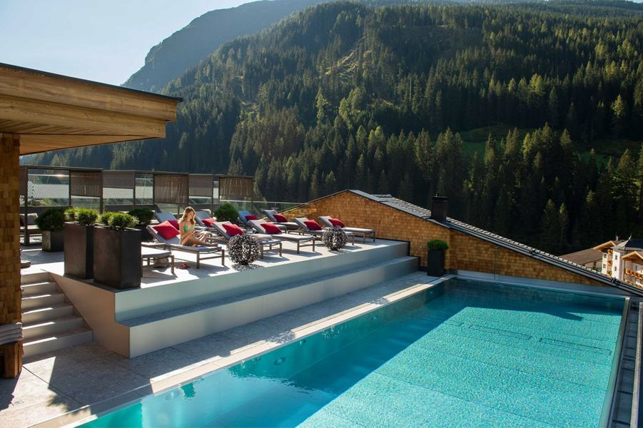 5. Hotel Alpin Spa Tuxerhof, Tux (Autriche)