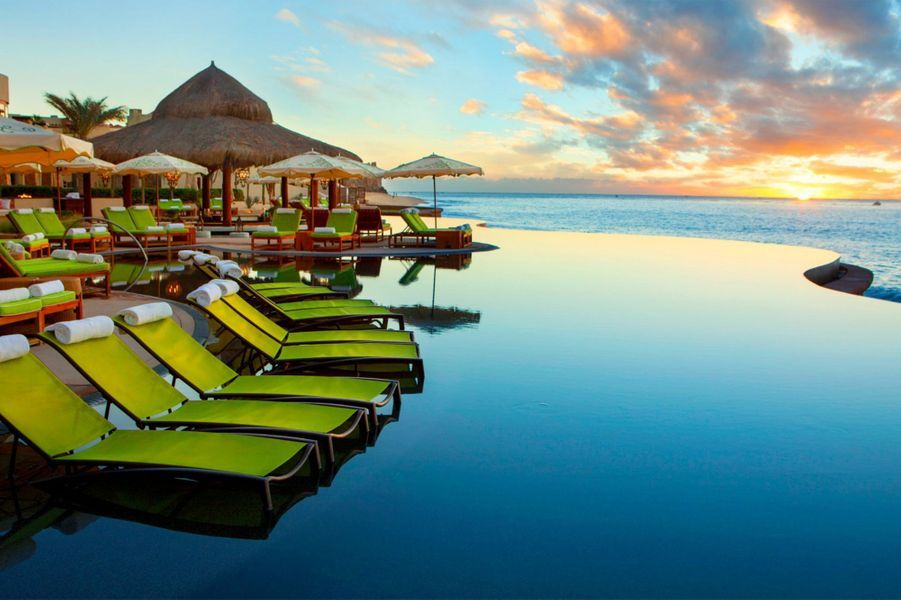 7. The Resort at Pedregal, Cabo San Lucas (Mexique)