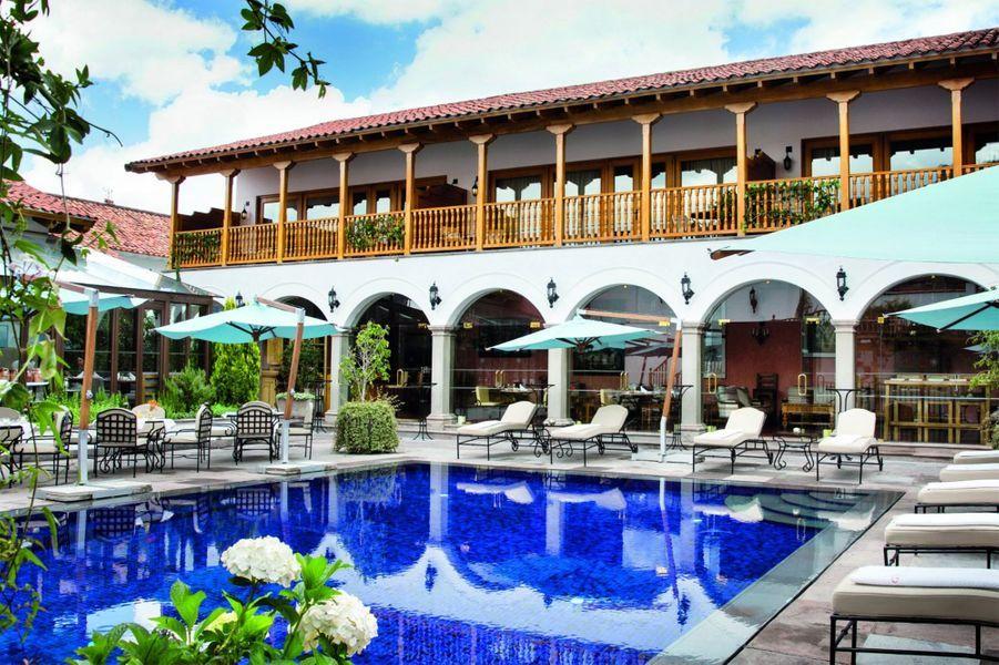 8. Belmond Palacio Nazarenas, Cusco, (Pérou)