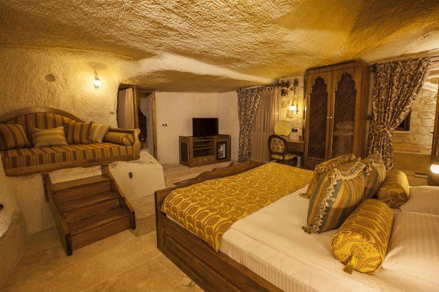 9.Kayakapi Premium Caves – Cappadocia, Urgup (Turquie)