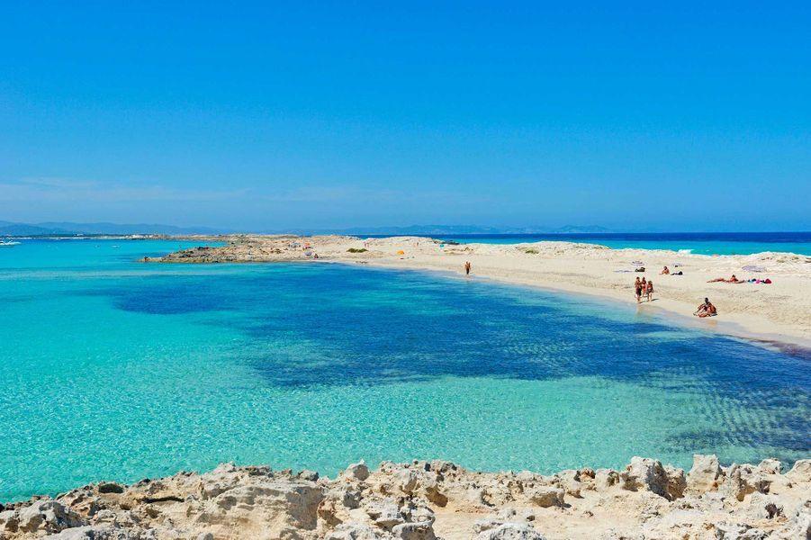 2. Ses Illetes (Formentera)