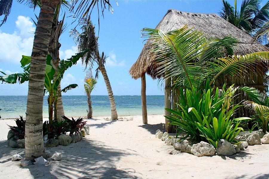 4. Maya Chan Beach, Mahahual