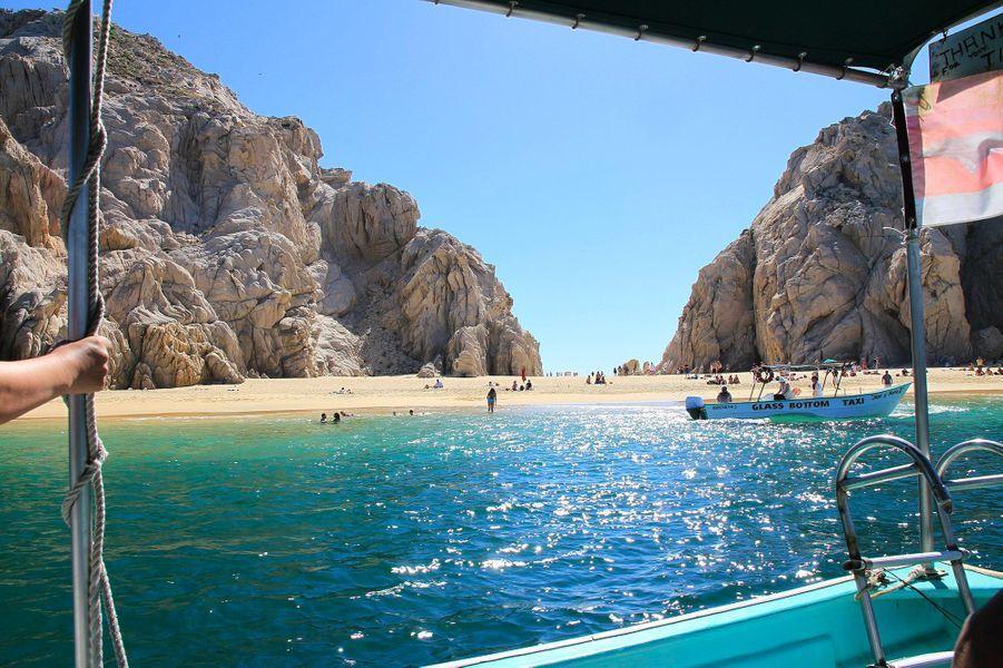 8. Playa del Amor, Cabo San Lucas