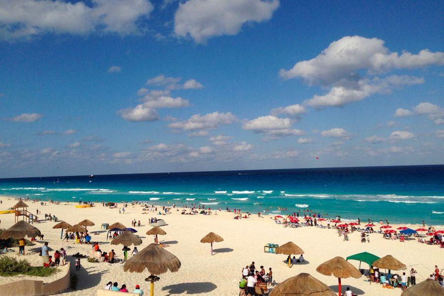 5. Playa Delfines, Cancún
