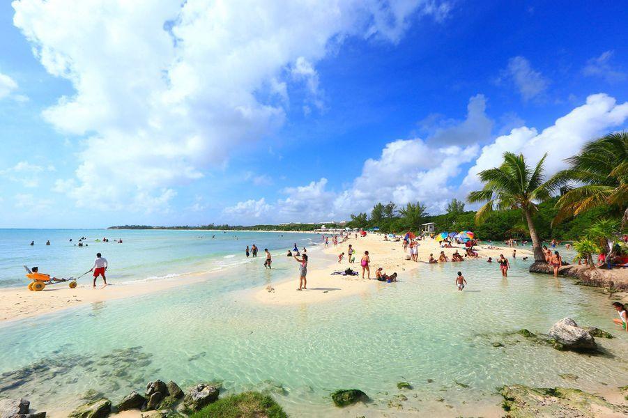 10. Xpu-ha Beach, Puerto Aventuras