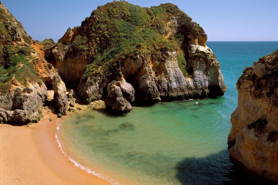 2.Praia de Rocha, Portimão