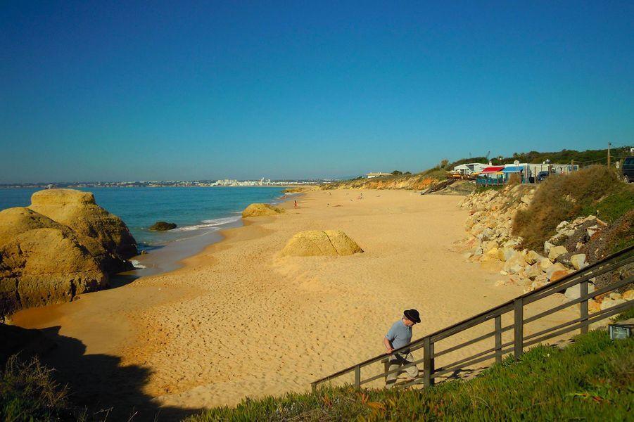 9. Praia Galé, Albufeira