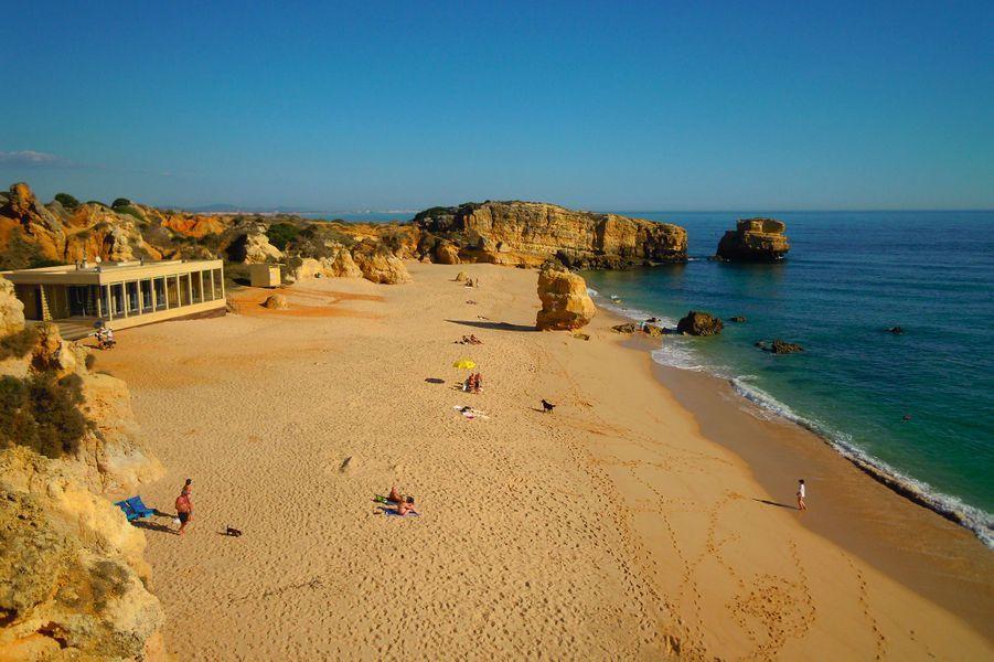 6.Praia Sao Rafael, Albufeira