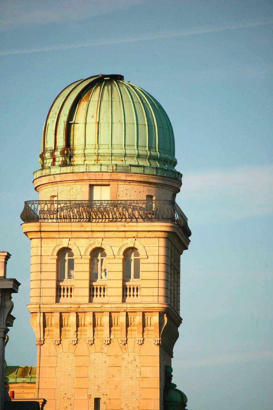 L'Observatoire astronomique de la Sorbonne, Paris 5