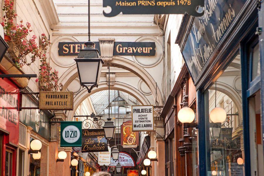 Les petits passages de Paris