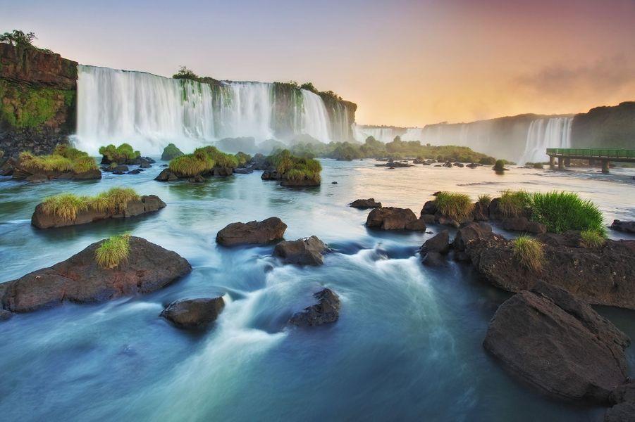 Les chutes d'Iguazú, Argentine.