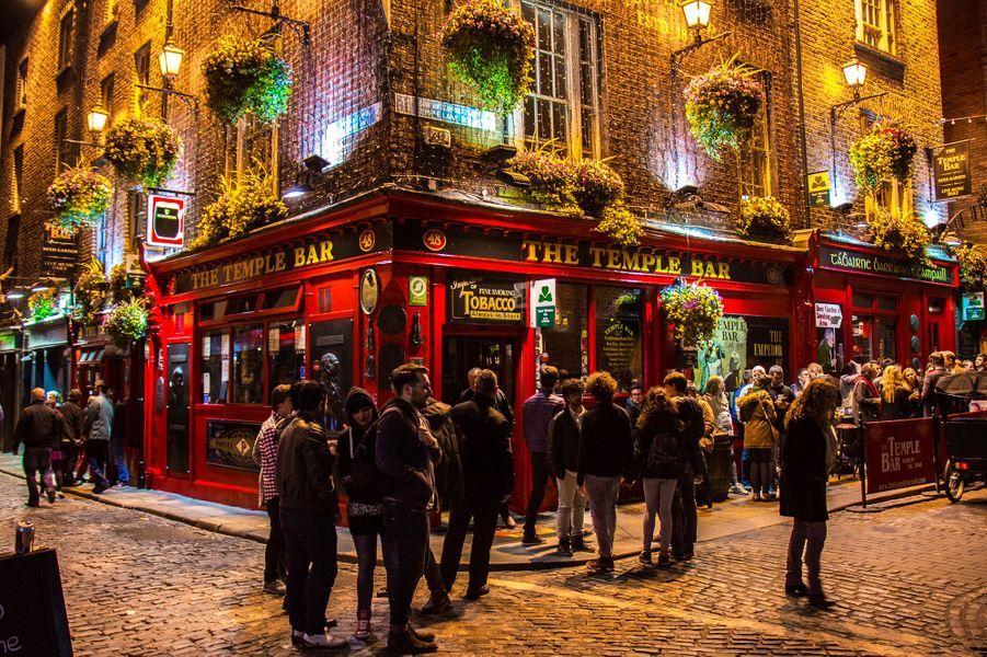 Dublin, Irlande.