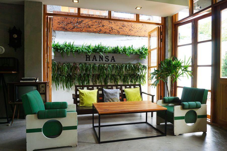 La Hansa Bangkok House, à Bangkok (Thaïlande).