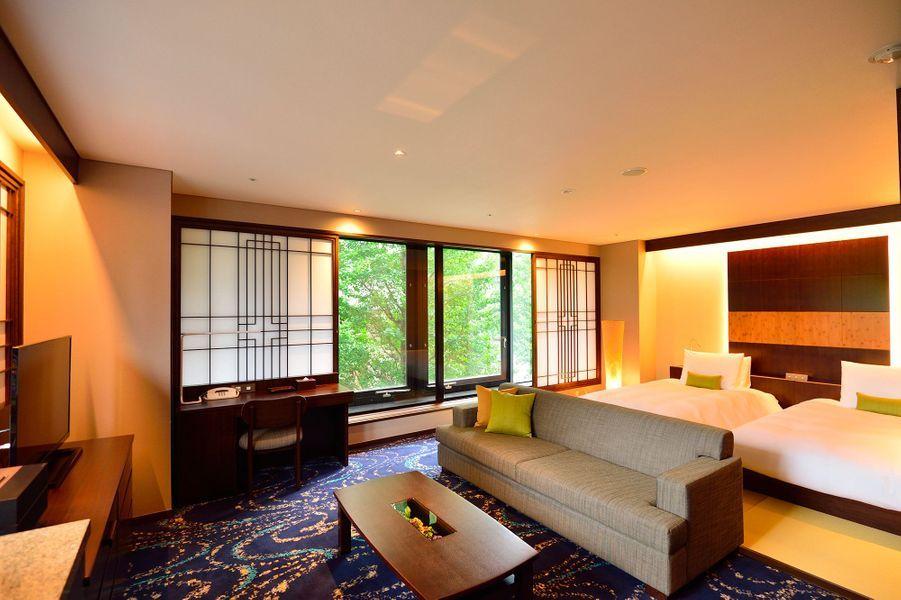 L'Hotel Ryumeikan Ochanomizu Honten, à Tokyo (Japon).