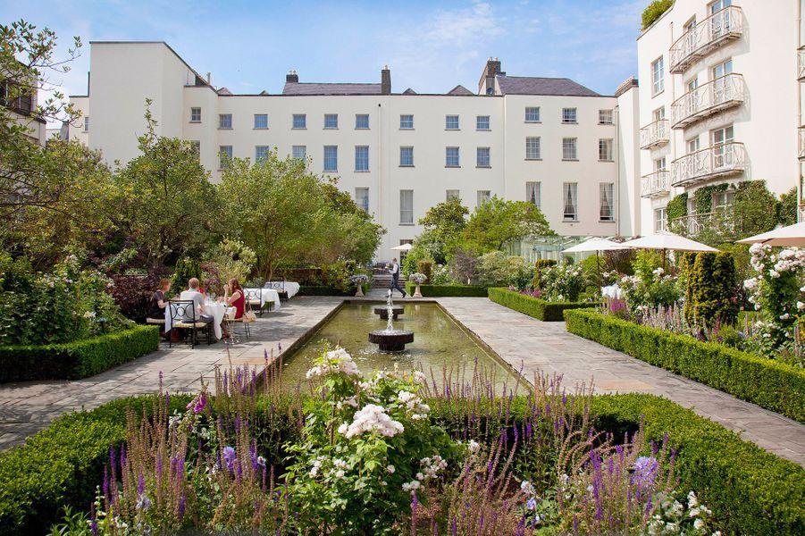 Le Merrion Hotel, à Dublin (Irlande).