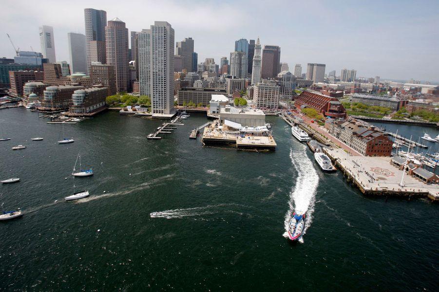 Boston est une ville stimulante