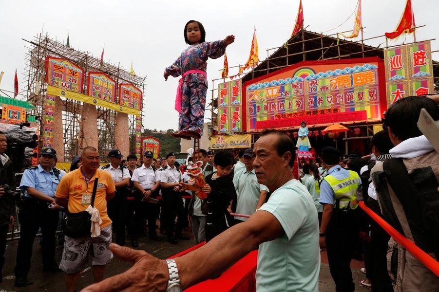 Hong Kong bénéficie d'une culture dépaysante