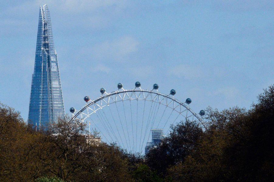 Londres et son centre financier