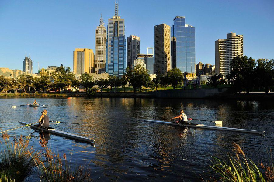 Melbourne est la première ville étrangère de notre classement