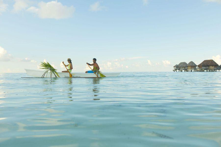 Polynésie française : tel Robinson Crusoé, mais avec un vendredi de luxe